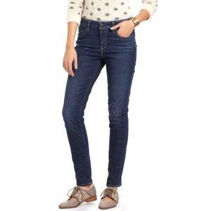 Anthro Pilcro High Rise Superscript Jeans Size 27